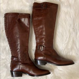 Saks Fifth Avenue 10022 Shoe Riding Boots